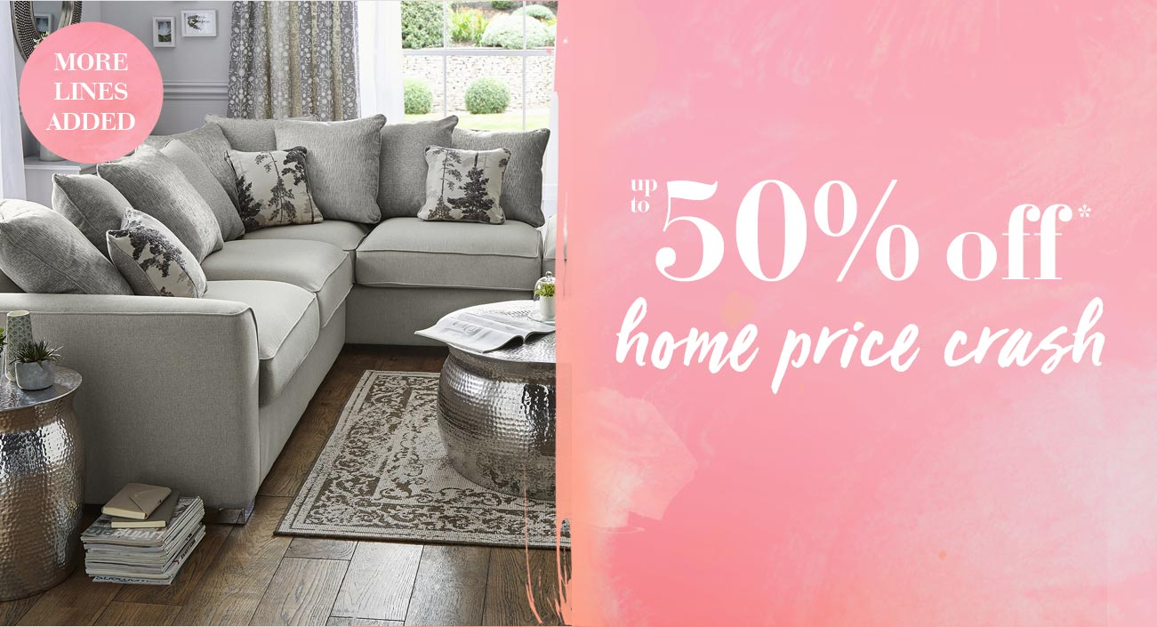 50% Off Home