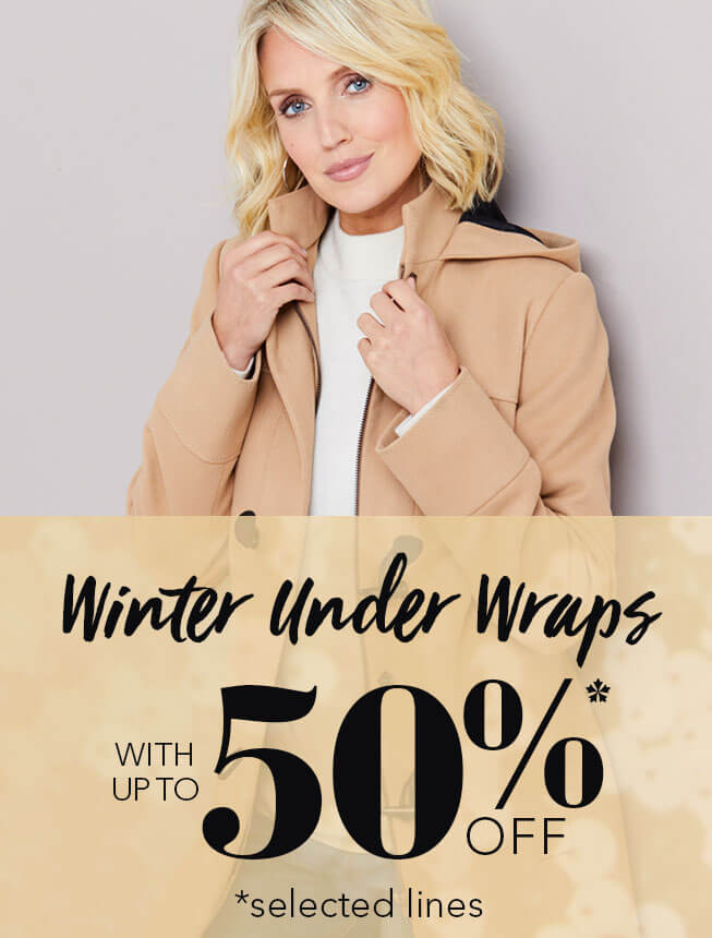 Winter Under Wraps - Shop Winter Warmers