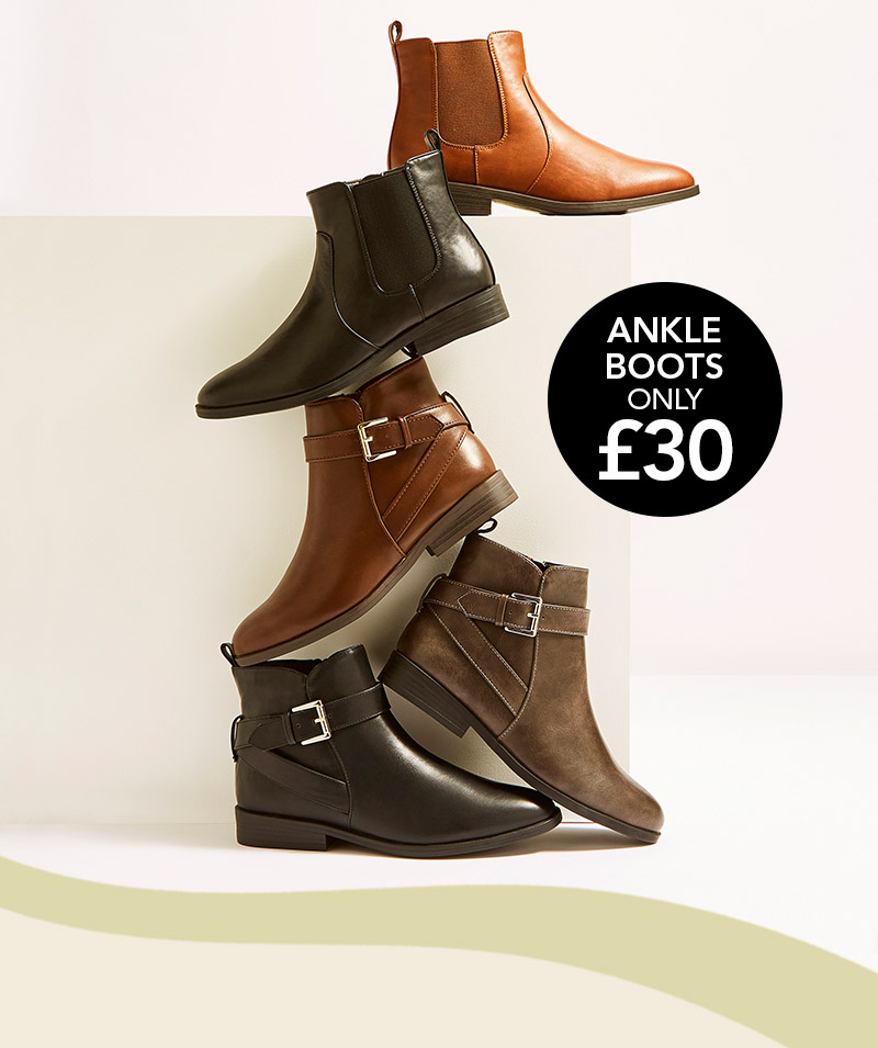 Re-Boot Your Wardrobe - Visit the Boot Room