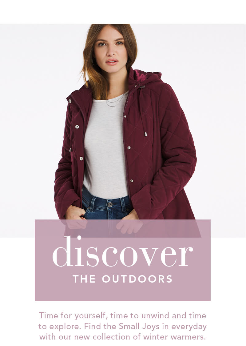 Discover the outdoors