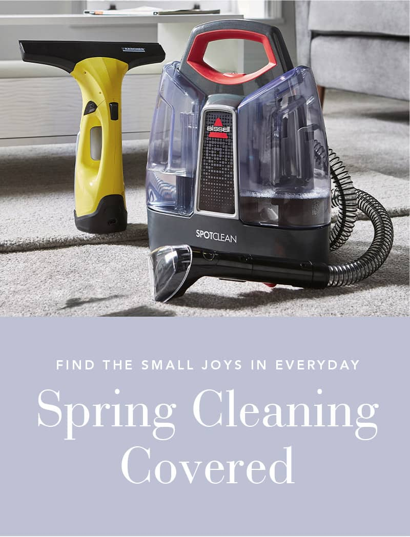 Spring Cleaning Covered