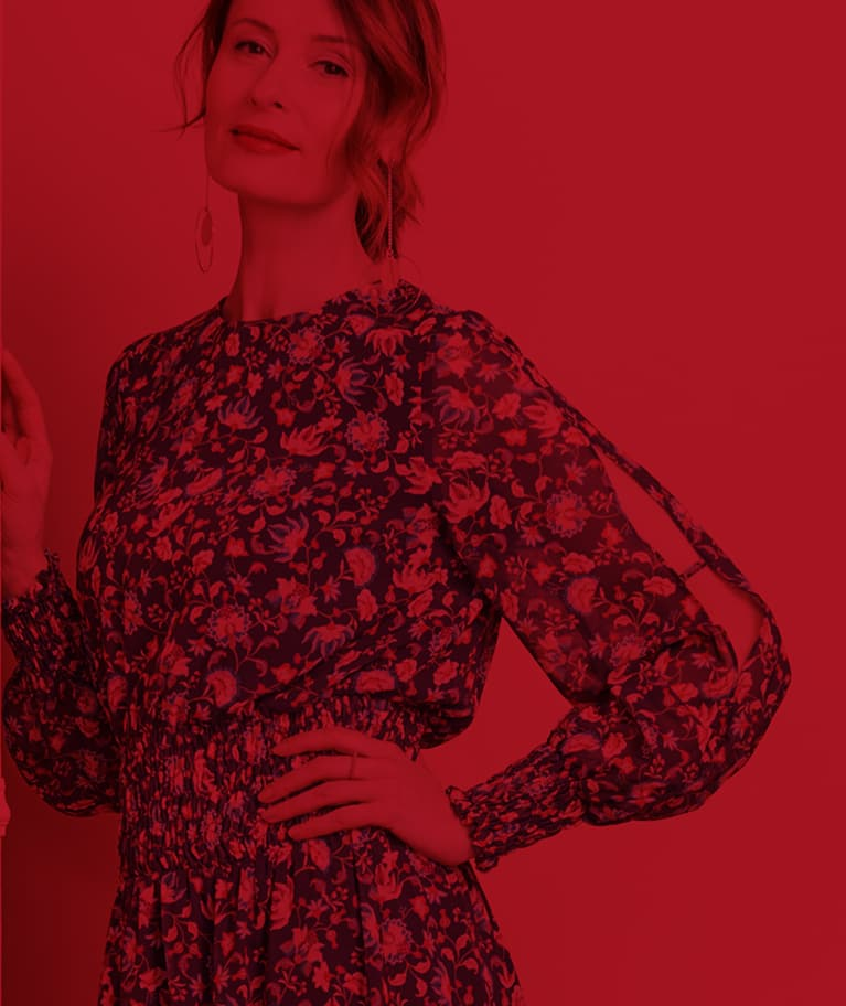 CLEARANCE. UP TO 40% OFF DRESSES