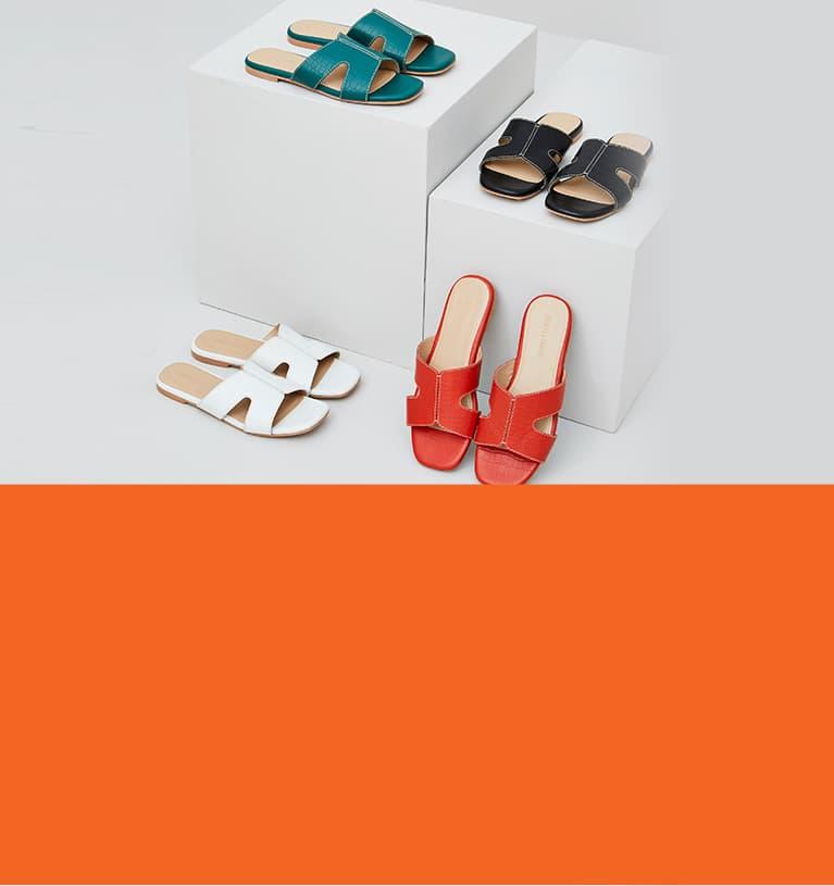 Footwear from £4