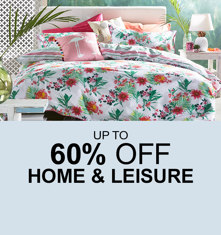 Up to 60% off home