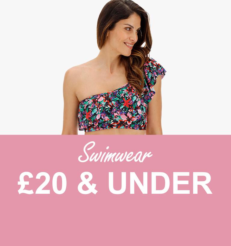 Swimwear £20 and under