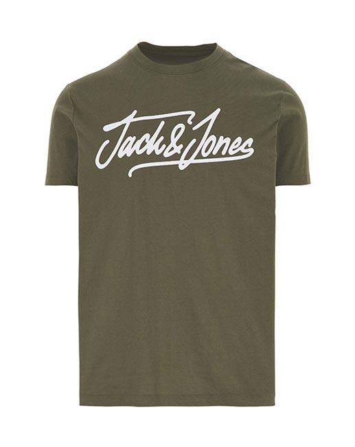 Jack & Jones Navy Stripe Beanie