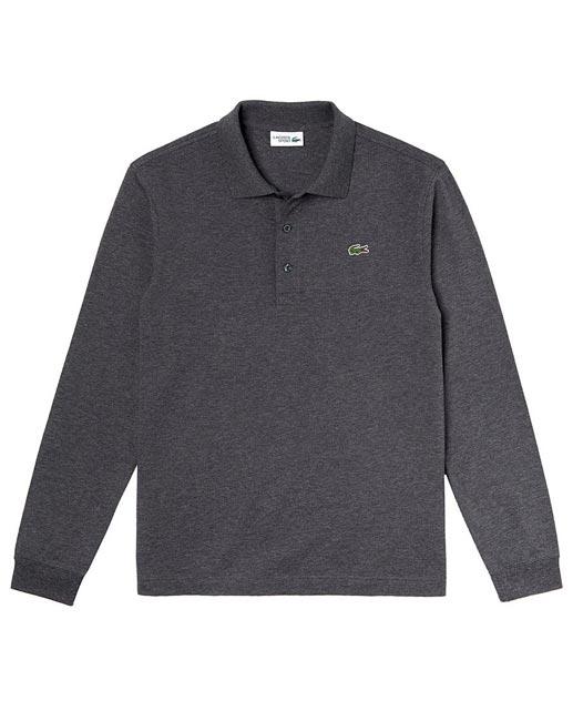 Lacoste Long Sleeve Polo
