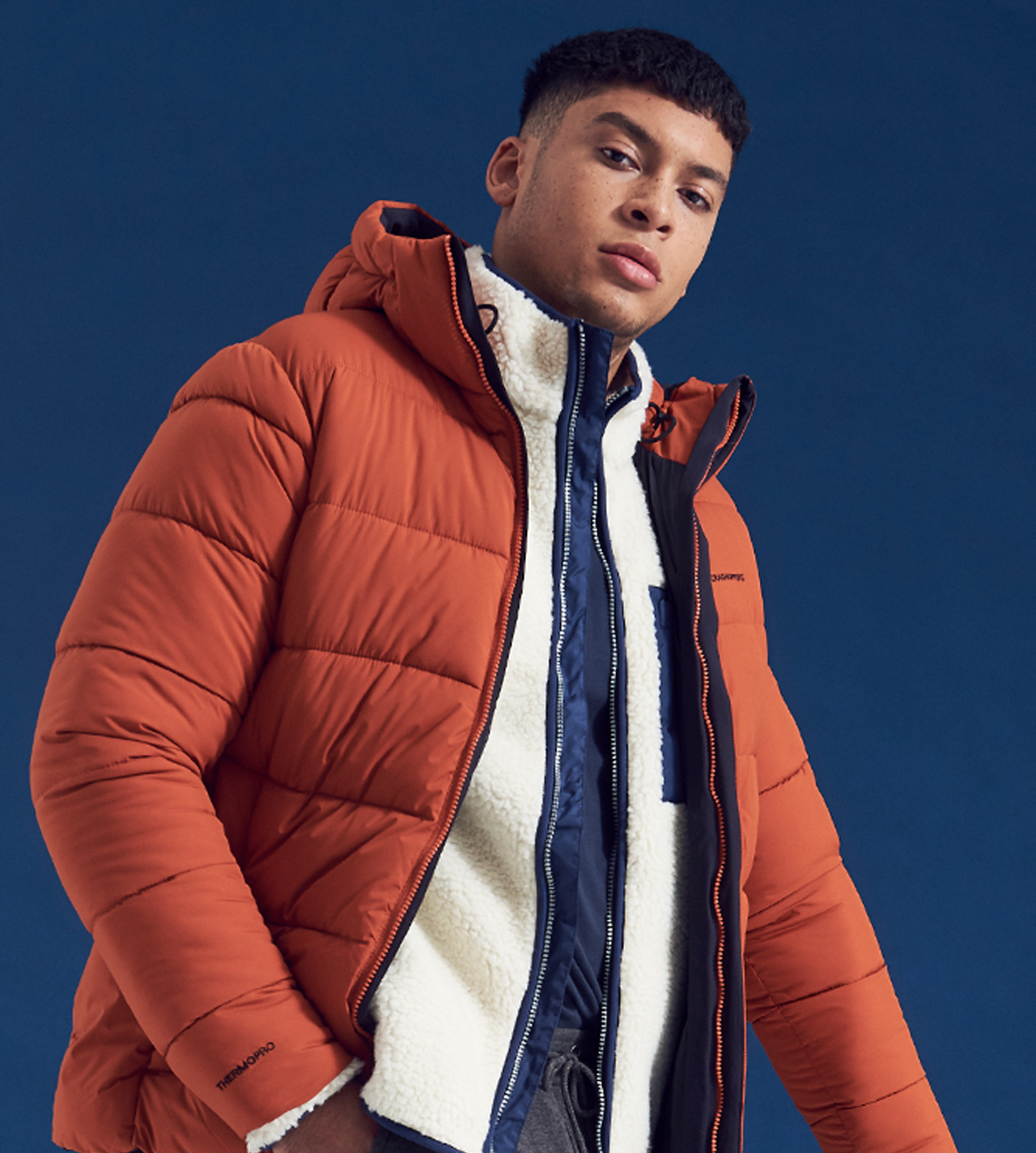 Craghoppers Padded Jacket