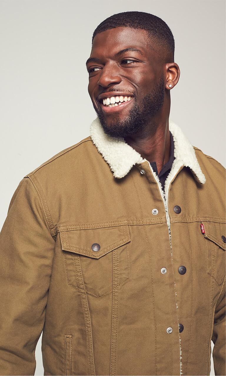 Levi's Coats & Jackets