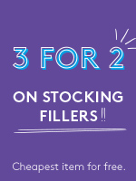 3 for 2 Stocking Fillers