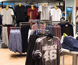Jacamo Store