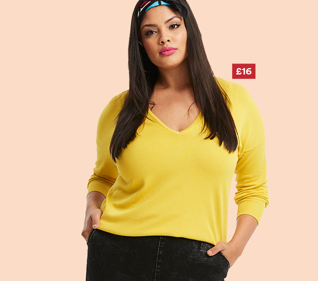 Yellow Jumper Model