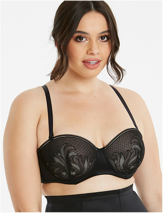 Underwired bras