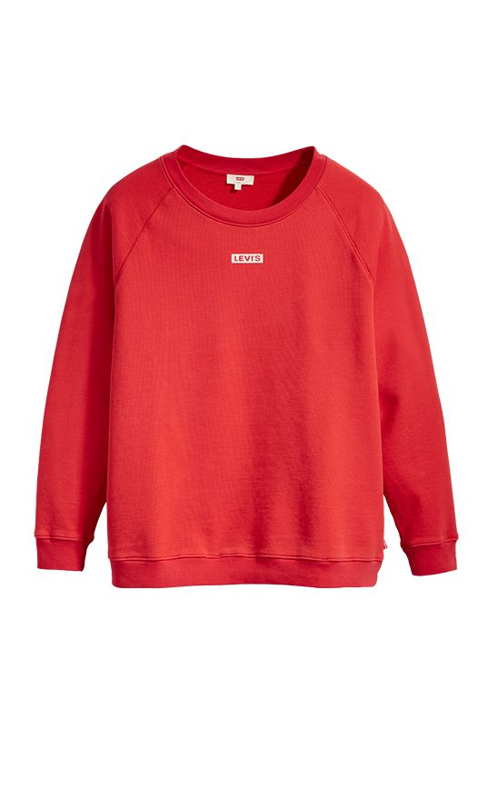 Levis Red Sweater