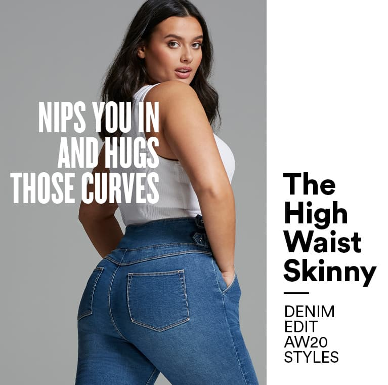 The High Waist Skinny - Chloe Jeans