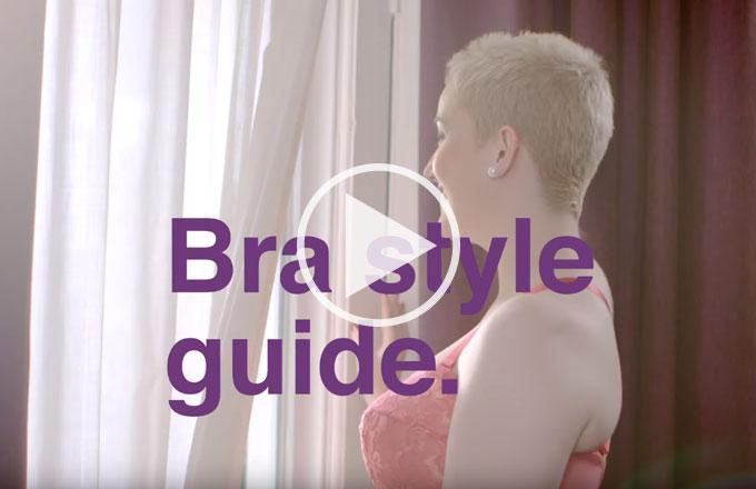 Bra style guide