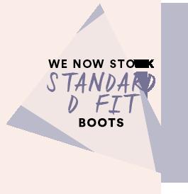 Standard D Fit Boots
