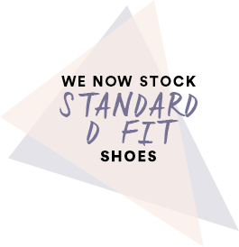 Standard D Fit Shoes