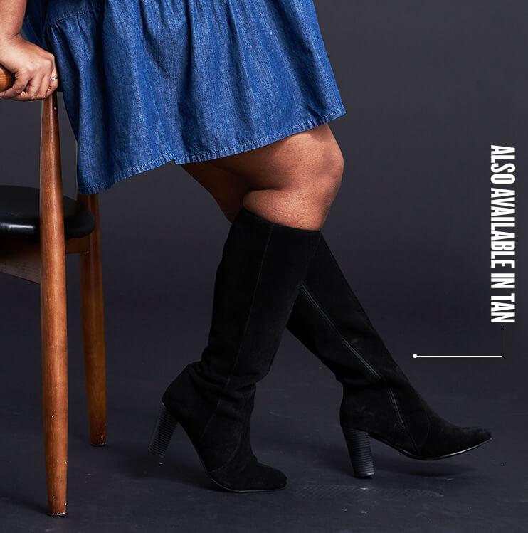The Calf Boot