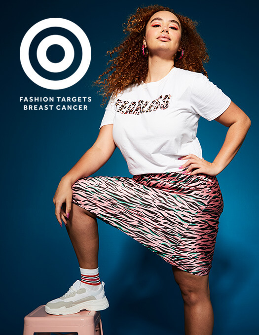 Fashion Targets Breast Cancer Campaign