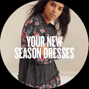 Your New Season Dresses