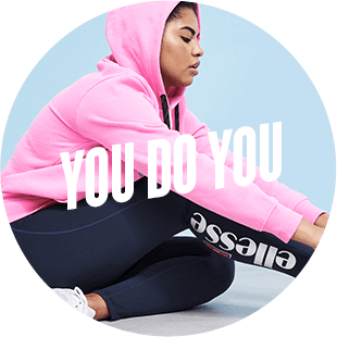 You Do You | Athletic Collection