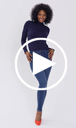 Everyday skinny jeans video