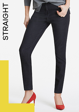 Straight Value Denim