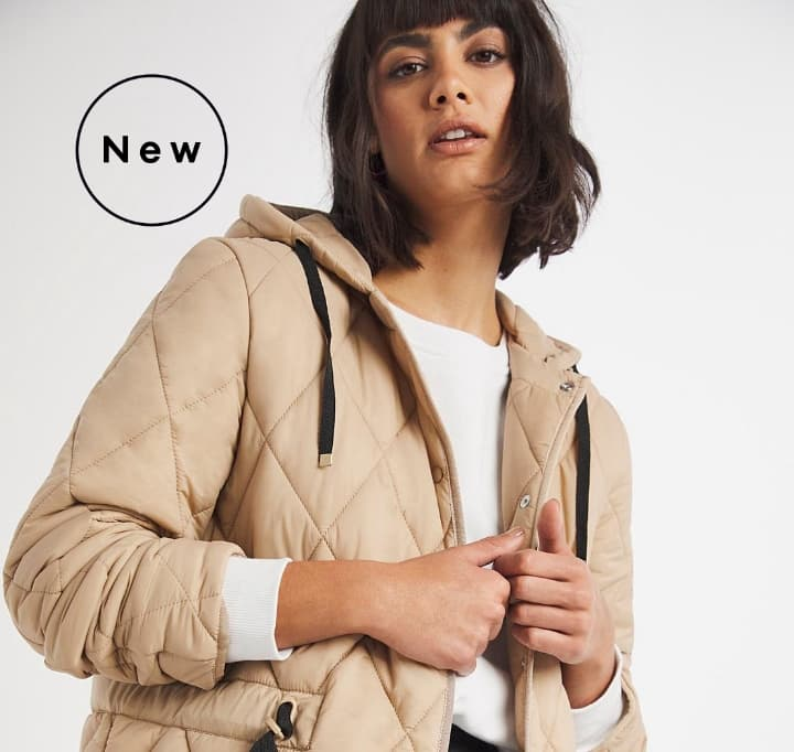 Something new? Shop new-in