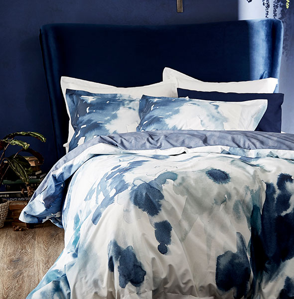 Blue Bedding