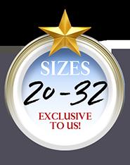 sizes 20-32