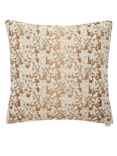 Copper Olympia Cushion