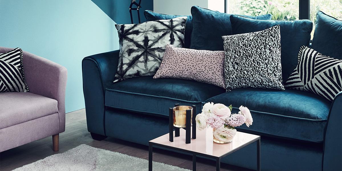 rhythms room sofa