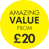 Amazing Value - £12