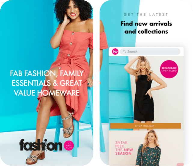 Fashion World App