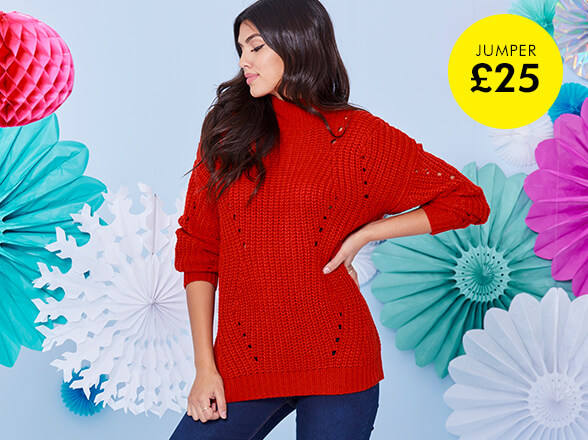 knitwear £25 and under