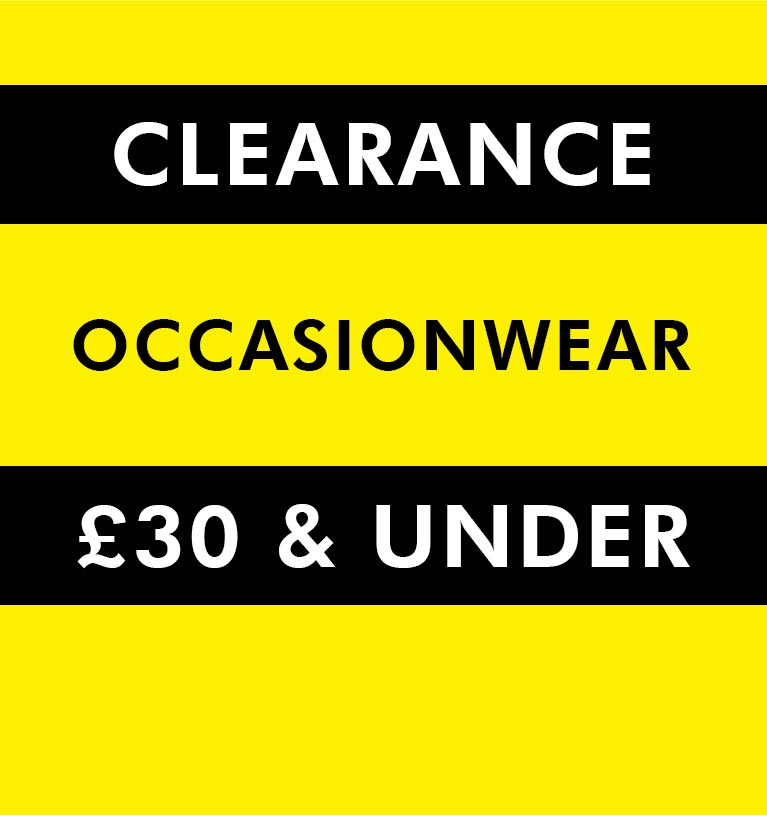 Occasionwear Clearance
