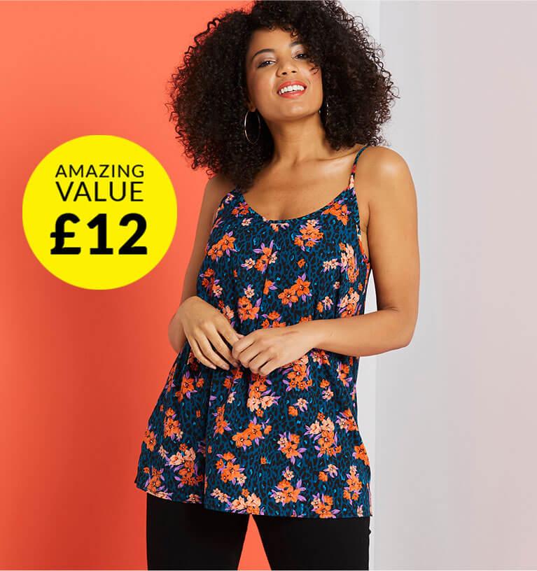 Shop Tops £20 & Under