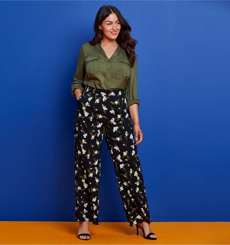 Shop Trousers