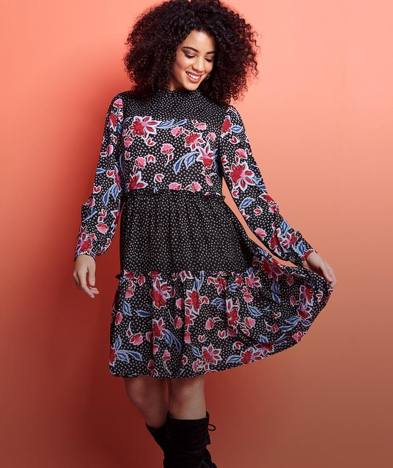 Up to 40% Off Tops & Dresses
