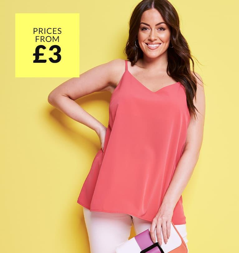 Shop Vests & Camis