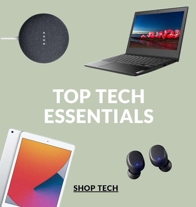 Top Tech Essentials