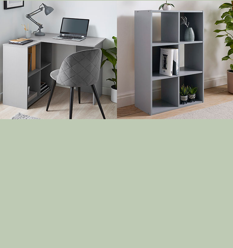 Working from home essentials - Shop Furniture & Tech
