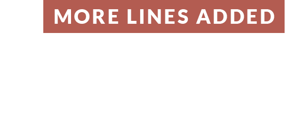 More Lines Added - Up to 60% Off Need it now looks