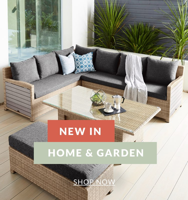 New in Home & Garden