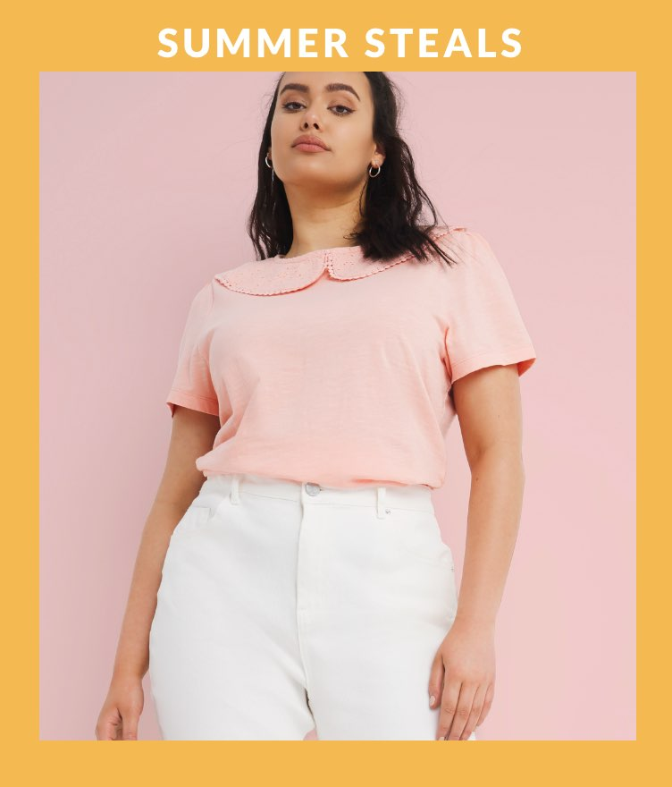 Summer Steals up to 60% Off - More lines added