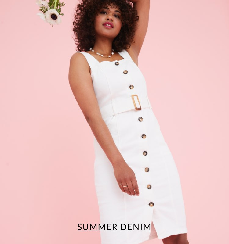 Summer denim