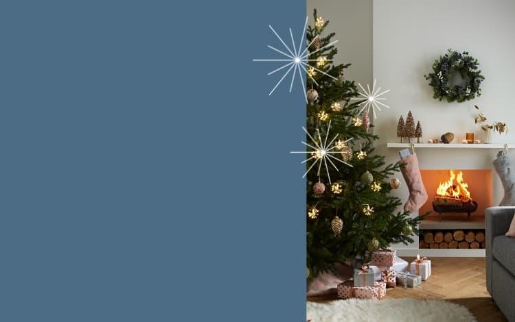 Enjoy Christmas at Home