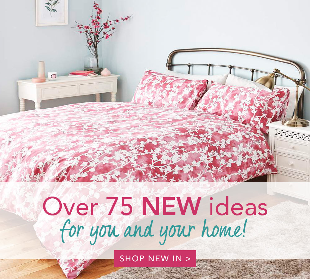 Over 75 NEW ideas for you and your home!