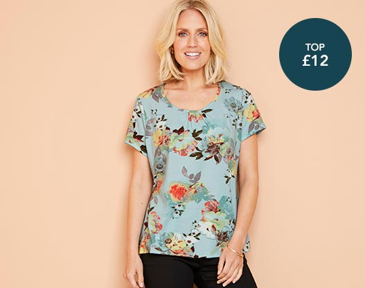 Tops for £15 or Less!